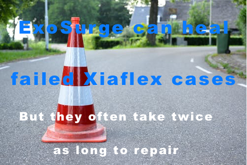 xiaflex did not work fix